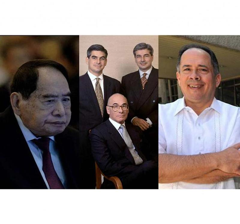 Sy, Zobel, Aboitiz clans remain on Asia's richest families list