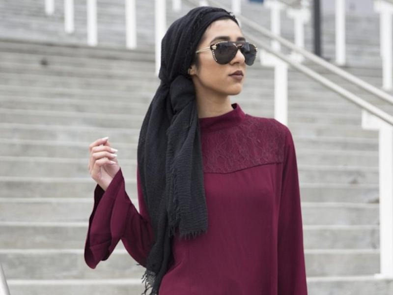 Macy's muslim collection