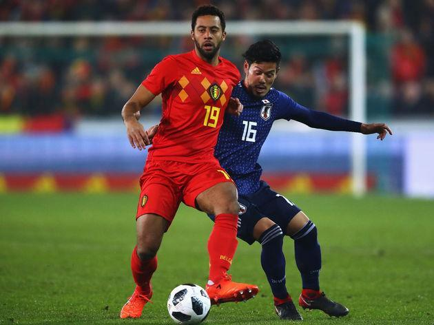 Belgium v Japan - International Friendly