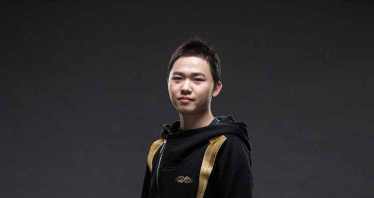 Martin is the new AD carry for Vici Gaming (Snake eSports weibo)