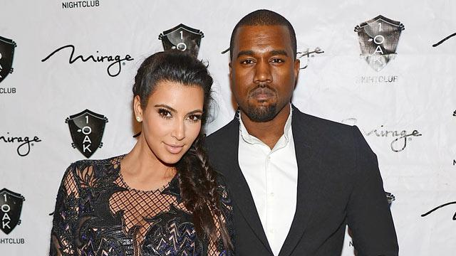 Kim, Kanye Spared Baby Legal Drama