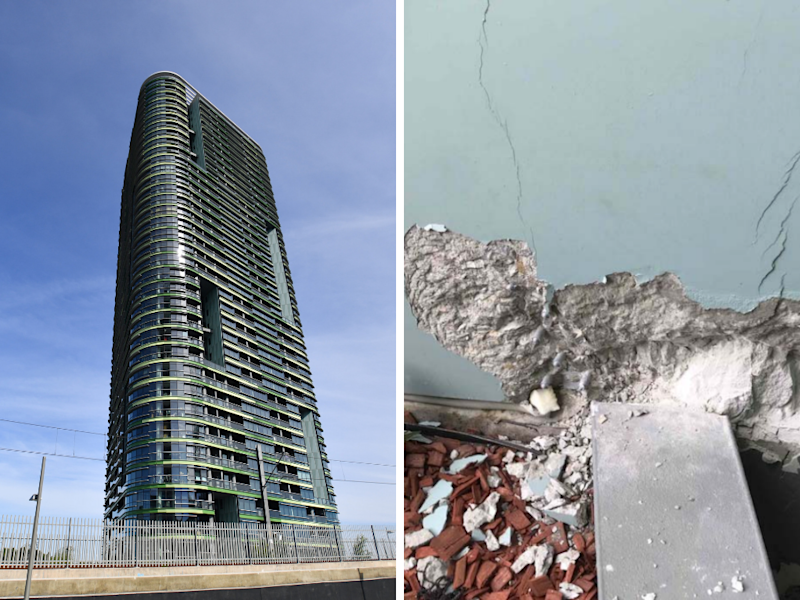 Sydney Opal Tower report finds multiple design and construction faults