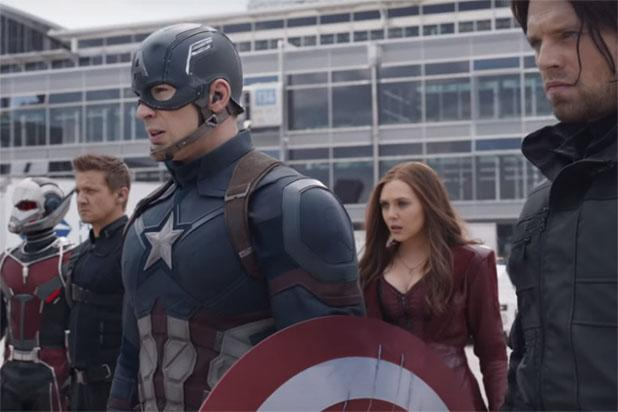 every marvel movie ever ranked captain america civil war