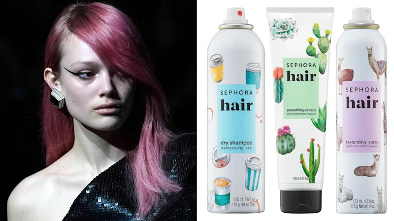 Sephora Launched Its Own Line of Hair Products