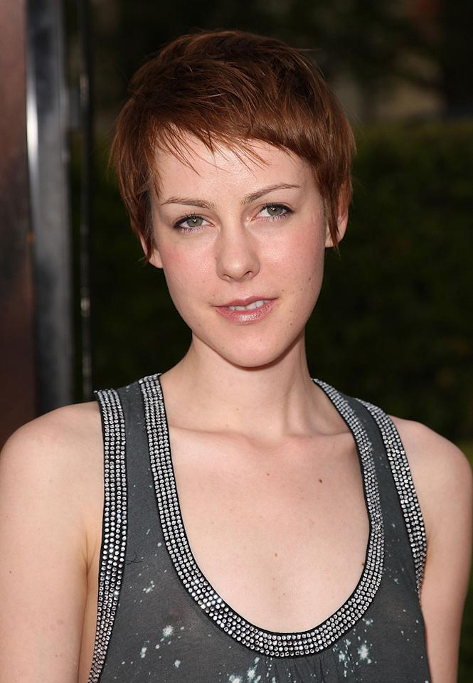 "<a href=""http://movies.yahoo.com/movie/contributor/1800019377"">Jena Malone</a> at the Los Angeles premiere of <a href=""http://movies.yahoo.com/movie/1809986571/info"">The Soloist</a> - 04/20/2009"