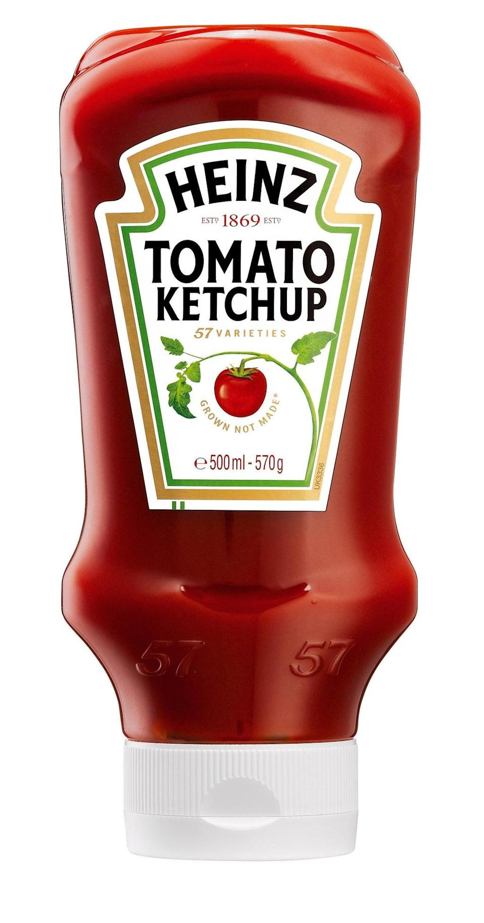 Kraft Heinz chief Miguel Patricio says the shortage of truck drivers in the UK is partly to blame for an expected increase in food prices (Heinz handout/PA) (PA Media)