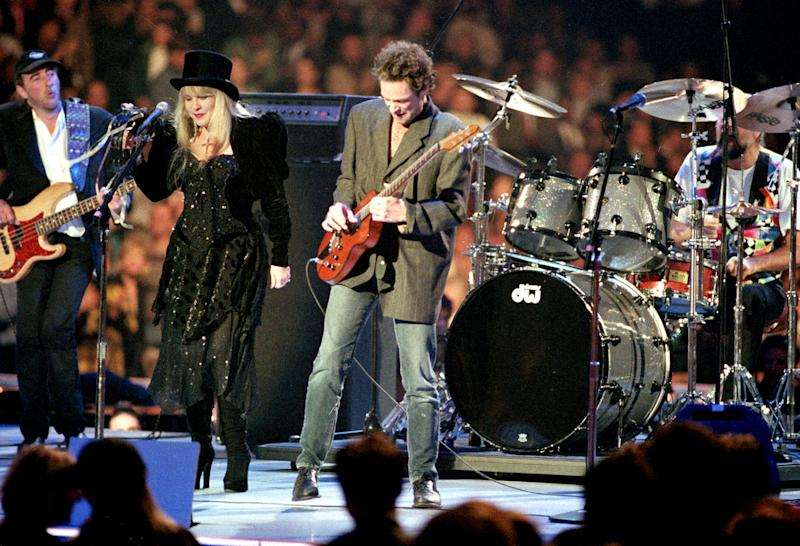 Fleetwood Mac cancels shows for McVie's health