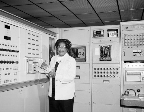 PHOTO: Mary Jackson retired from NASA Langley Research Center in 1985 after 34 years as an aeronautical engineer. (NASA)