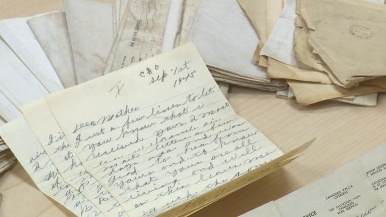 Do you know this family? Man hopes to return decades-old P.E.I. letters to relatives