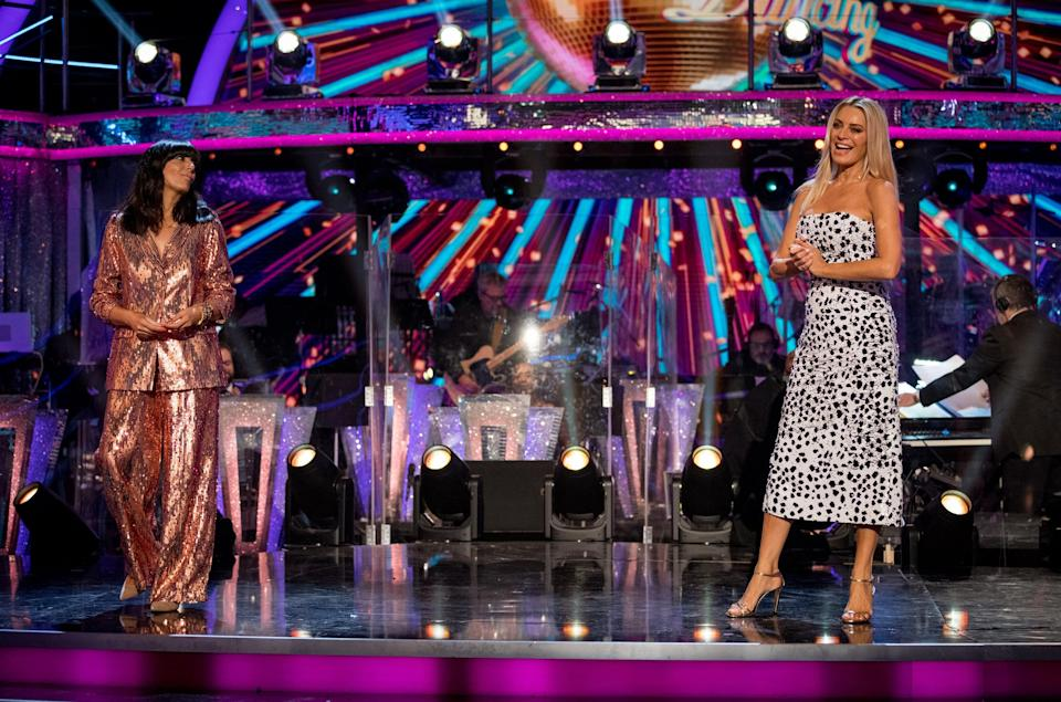 Claudia Winkleman and Tess Daly (Photo: BBC)