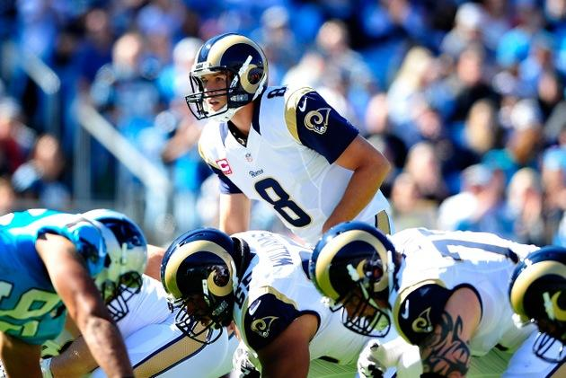 St Louis Rams Head Coach Jeff Fisher On Sam Bradford He