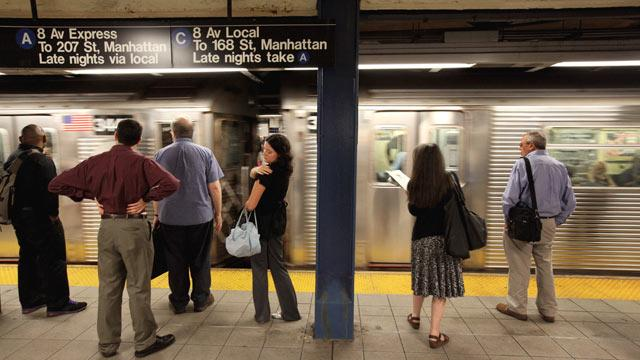 N.Y. Commuters Can No Longer Use Subway as Tardy Excuse