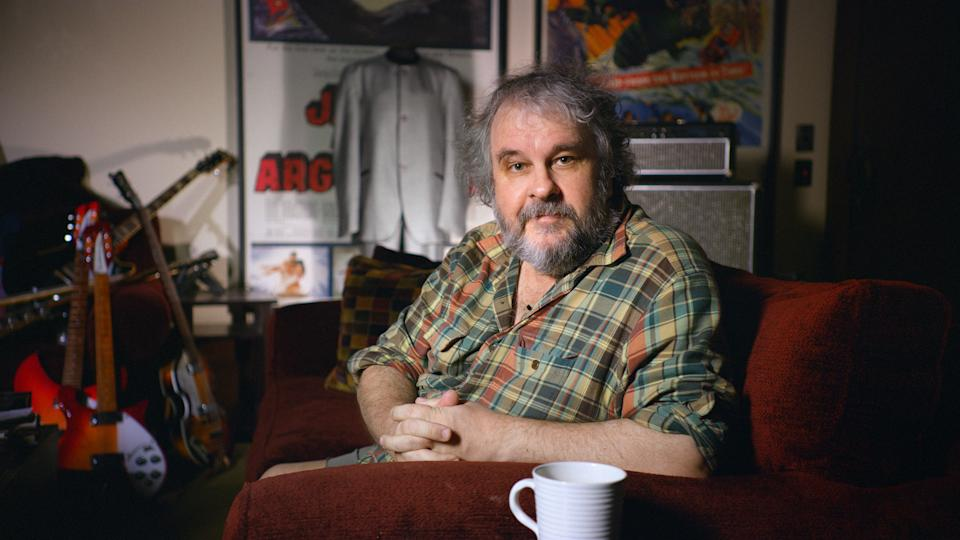 Peter Jackson, director of THE BEATLES: GET BACK. (©Apple Corps Ltd. All Rights Reserved.)
