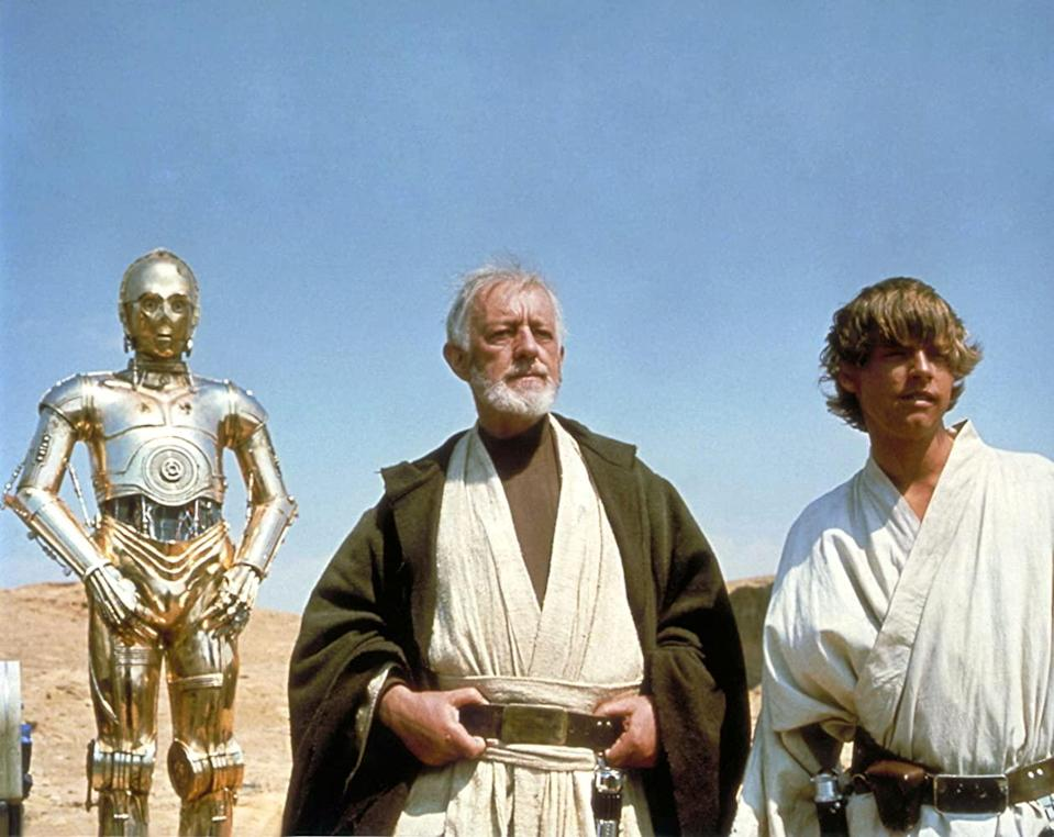 George Lucas tries to figure out why the Star Wars franchise has proven to be so popular (Image by Lucasfilm)
