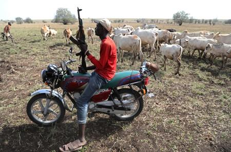 The Wider Image: When raiders menace in northern Kenya, grab your guns