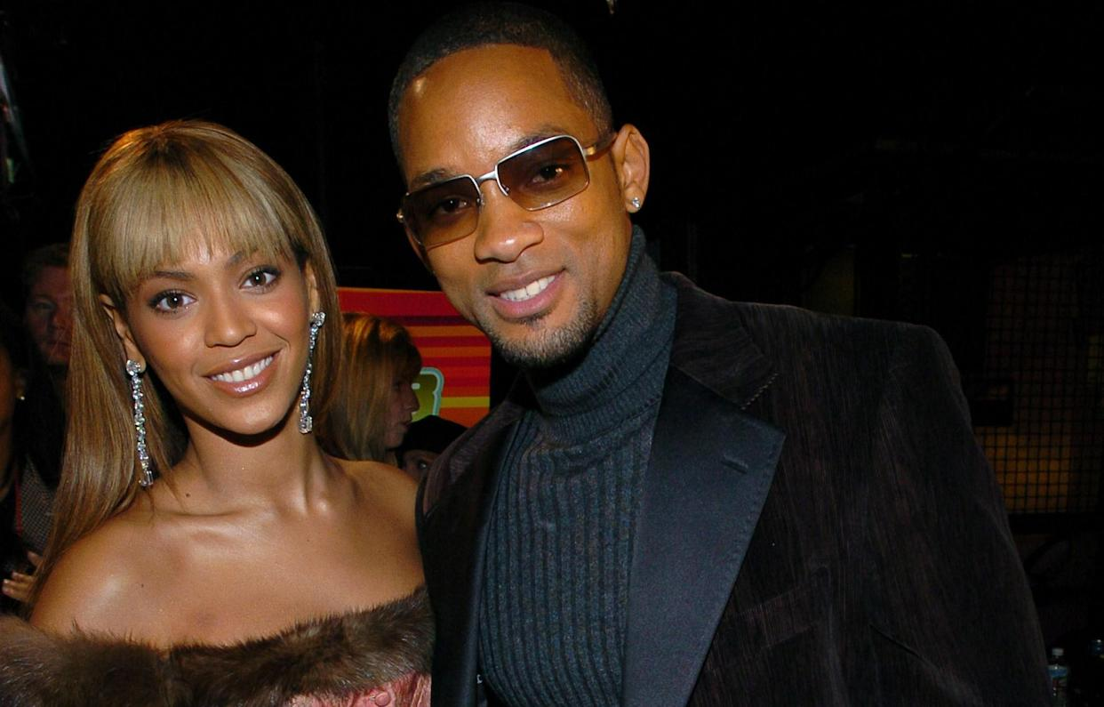 Barbra Streisand wanted to see Beyonce and Will Smith star in the remake of A Star Is Born. (Getty Images)