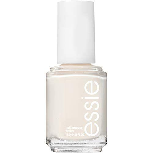 "<p><strong>essie</strong></p><p>amazon.com</p><p><strong>$8.99</strong></p><p><a href=""https://www.amazon.com/dp/B0006PJR30?tag=syn-yahoo-20&ascsubtag=%5Bartid%7C10050.g.34732152%5Bsrc%7Cyahoo-us"" rel=""nofollow noopener"" target=""_blank"" data-ylk=""slk:Shop Now"" class=""link rapid-noclick-resp"">Shop Now</a></p><p>Try a creamy white polish on nails for an everyday look that doesn't get old. It's especially attractive against darker skin tones.</p>"