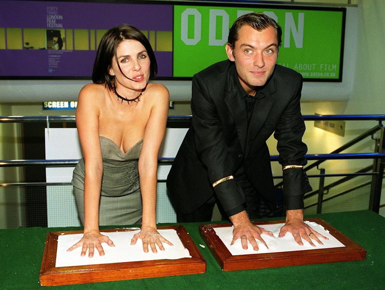 Rafferty Law's parents are Sadie Frost and Jude Law. (Peter Jordan - PA Images/PA Images via Getty Images)