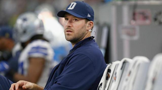 Report: Tony Romo could retire and replace CBS's Phil Simms