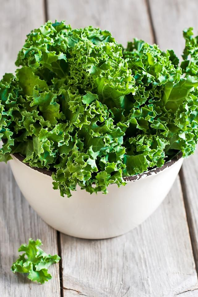 "<p><a href=""https://www.goodhousekeeping.com/health/diet-nutrition/a25587450/kale-nutrition/"" target=""_blank"">Kale is a nutrient-dense food</a> with tons of vitamins and minerals including vitamin A, vitamin C, vitamin K, vitamin E, iron, manganese, calcium, and potassium. Eating a diet rich in micronutrients, like the ones that kale provides, helps boost your immune system and prevent you from getting sick, according to <a href=""https://www.health.harvard.edu/staying-healthy/how-to-boost-your-immune-system"" target=""_blank"">Harvard Health Publishing</a>.</p>"