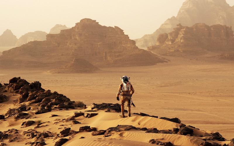 Do you have what it takes to live on Mars?