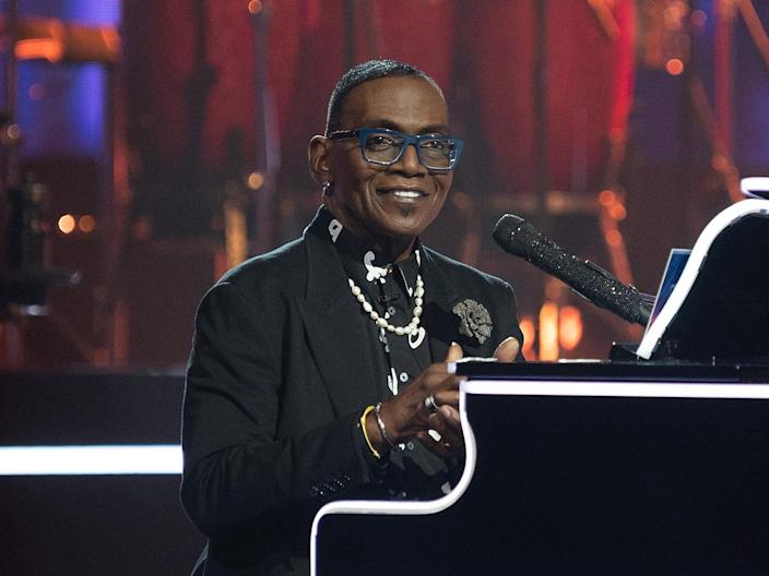 Randy Jackson in the Episode 7 / Episode 8 two-hour episode of NAME THAT TUNE airing Wednesday, Feb. 24 (8:00-10:00 PM ET/PT) on FOX.