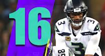 <p>Seattle's next five games: at Lions, vs. Chargers, at Rams, vs. Packers, at Panthers. That'll determine if the Seahawks can at least stay in the wild-card race. (Russell Wilson) </p>