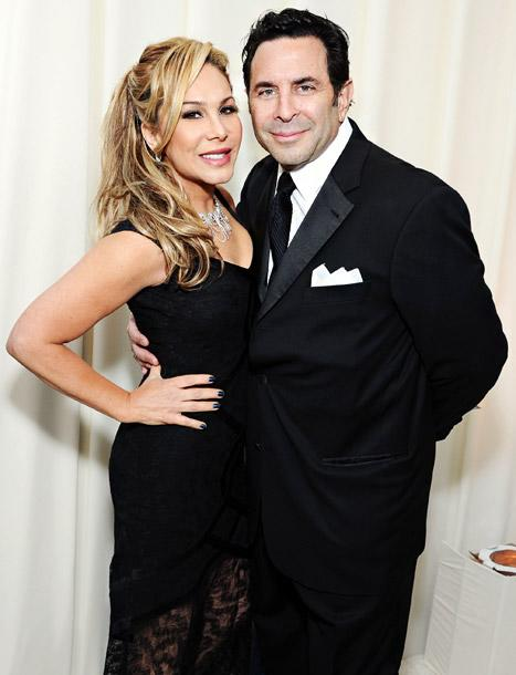Adrienne Maloof, Paul Nassif Both File for Divorce
