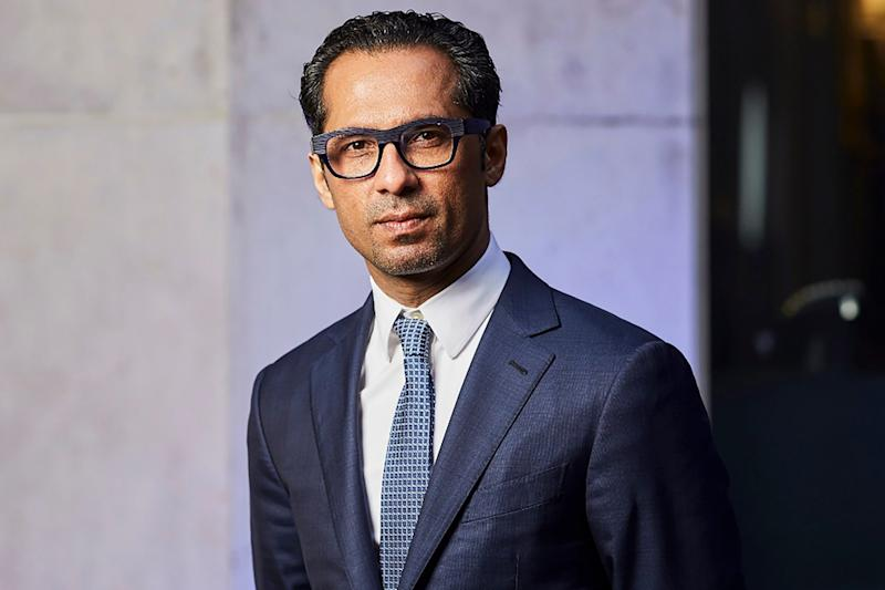 A file image of Mohammed Dewji, a Tanzanian business tycoon said to be Africa's youngest billionaire: EPA
