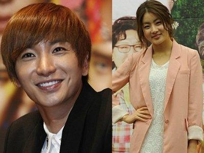 "Lee-teuk and So-ra on ""We Got Married""?"