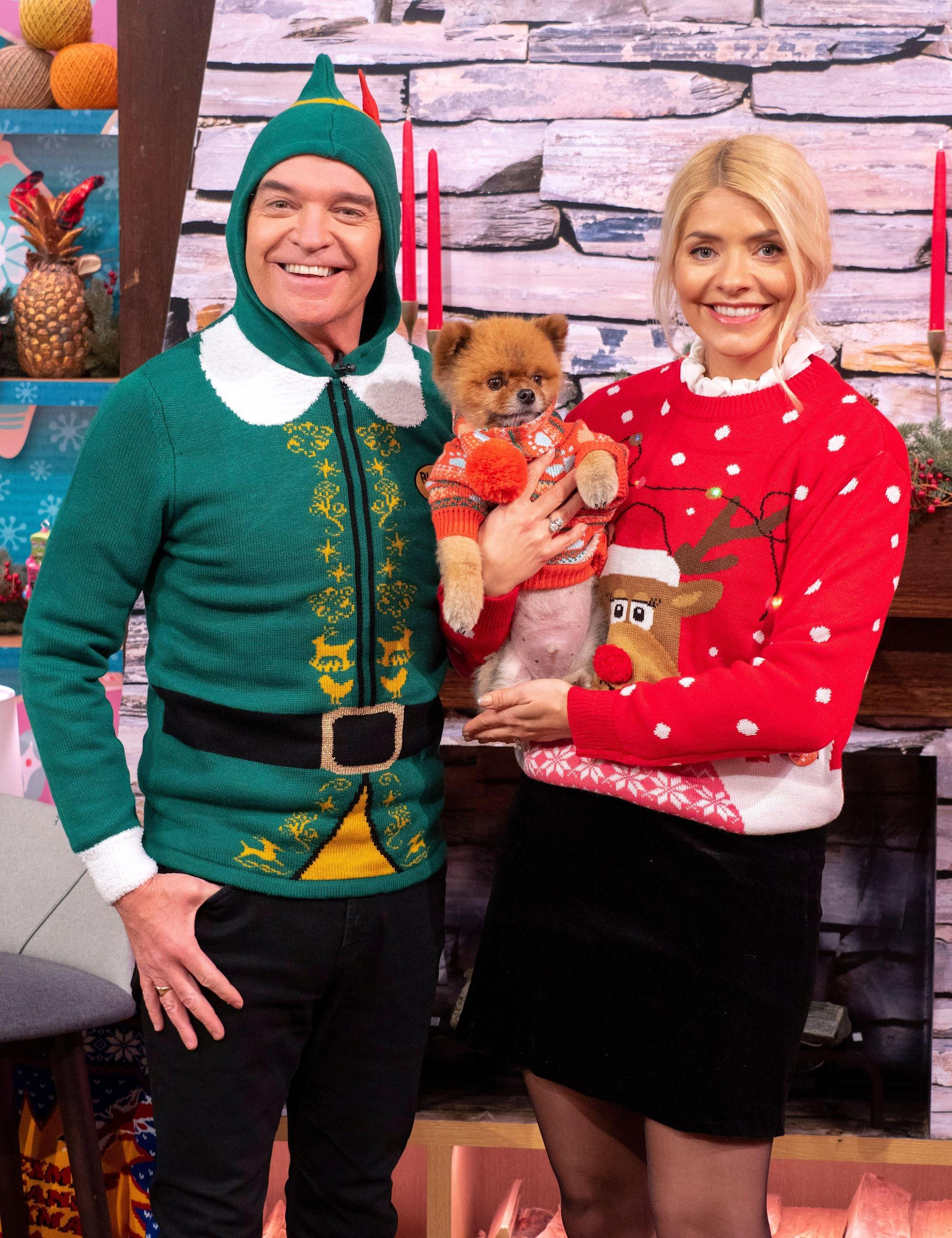 This Morning To Air On Christmas Day As ITV Unveils Festive Line-Up Of Shows