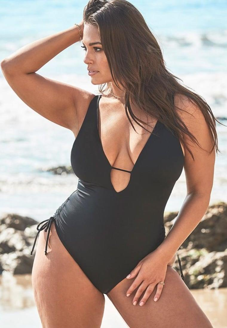 <p>You can't go wrong with the <span>Ashley Graham x Swimsuits For All A-List Daisy One Piece Swimsuit</span> ($89, originally $128). It also comes in two other cute prints, too.</p>