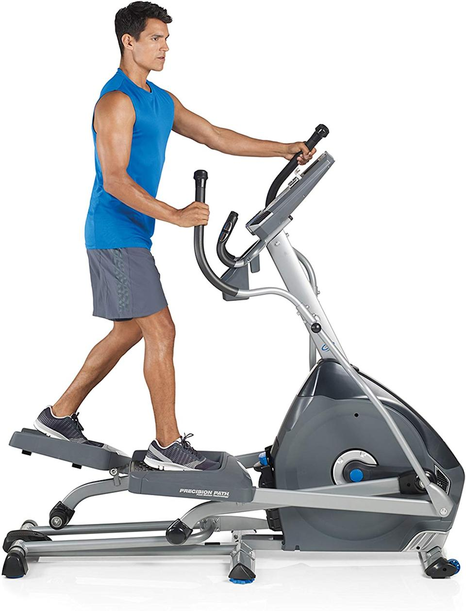 Nautilus E614 Elliptical Trainer. (Credit: Amazon)