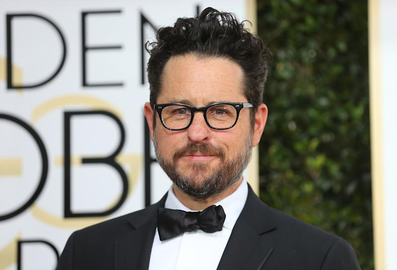 Producer J.J. Abrams arrives at the 74th Annual Golden Globe Awards in Beverly Hills, California, U.S., January 8, 2017. REUTERS/Mike Blake