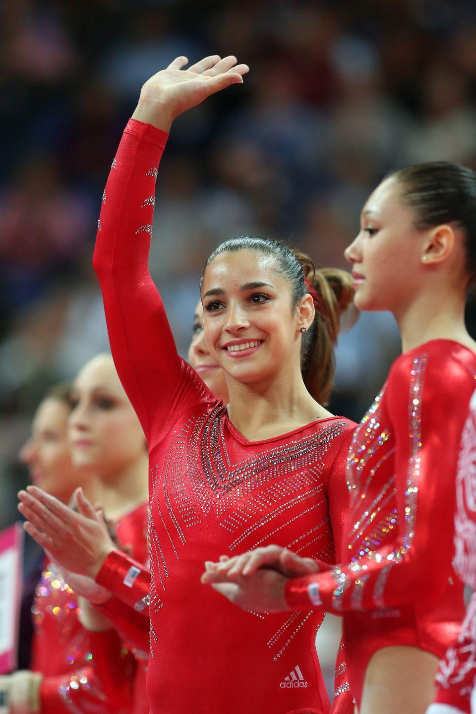 <p>After debuting at the London Olympics in 2012, Aly Raisman continued onto the 2016 Olympic Games, serving as the U.S. team captain both times. Between her two Olympic appearances, Raisman has a total of six medals. </p>