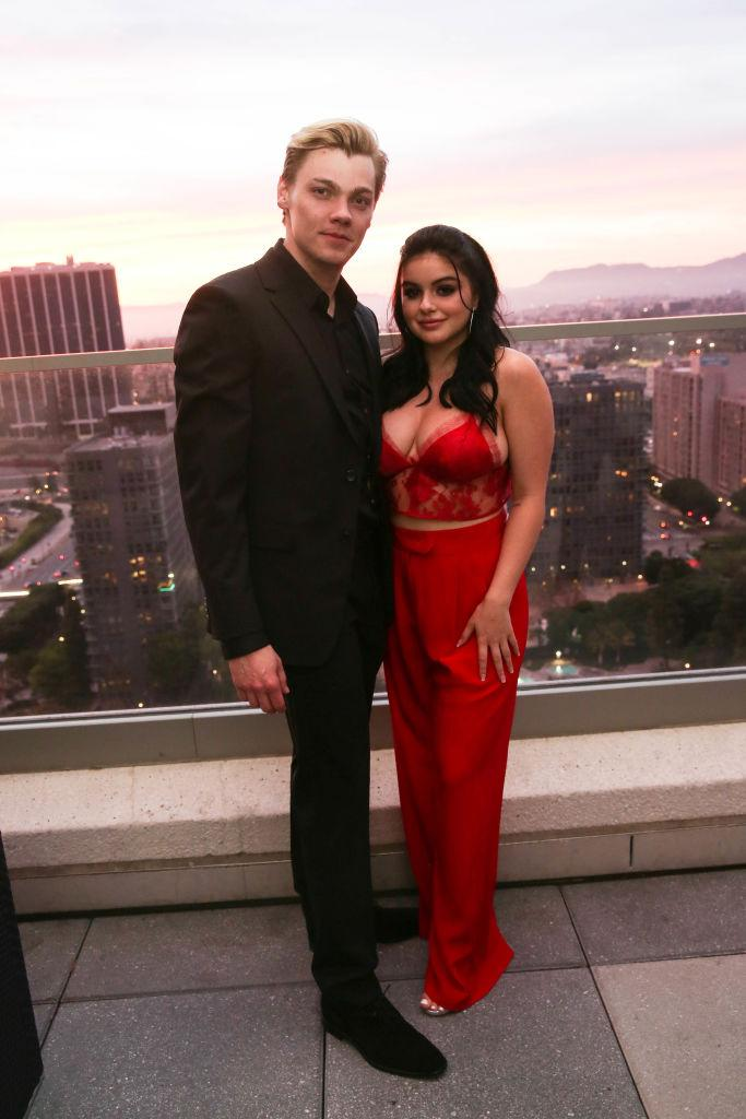 "Ariel Winter gets slammed for calling herself a ""Spicy mami hot tamale,"""