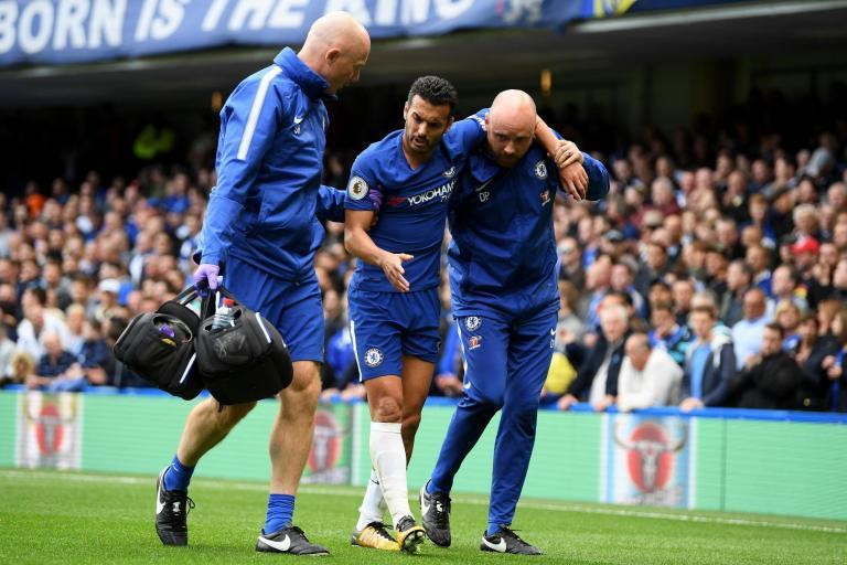 Antonio Conte expects Pedro to be fit for Chelsea's trip to Stoke after ankle injury