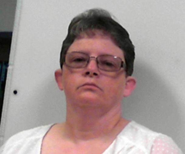 PHOTO: This photo released Tuesday, July 14, 2020, by the West Virginia Regional Jail and Correctional Facility Authority shows Reta Mays, a former nursing assistant at the Louis A. Johnson VA Medical Center in Clarksburg, W.Va. (West Virginia Regional Jail and Correctional Facility Authority via AP)