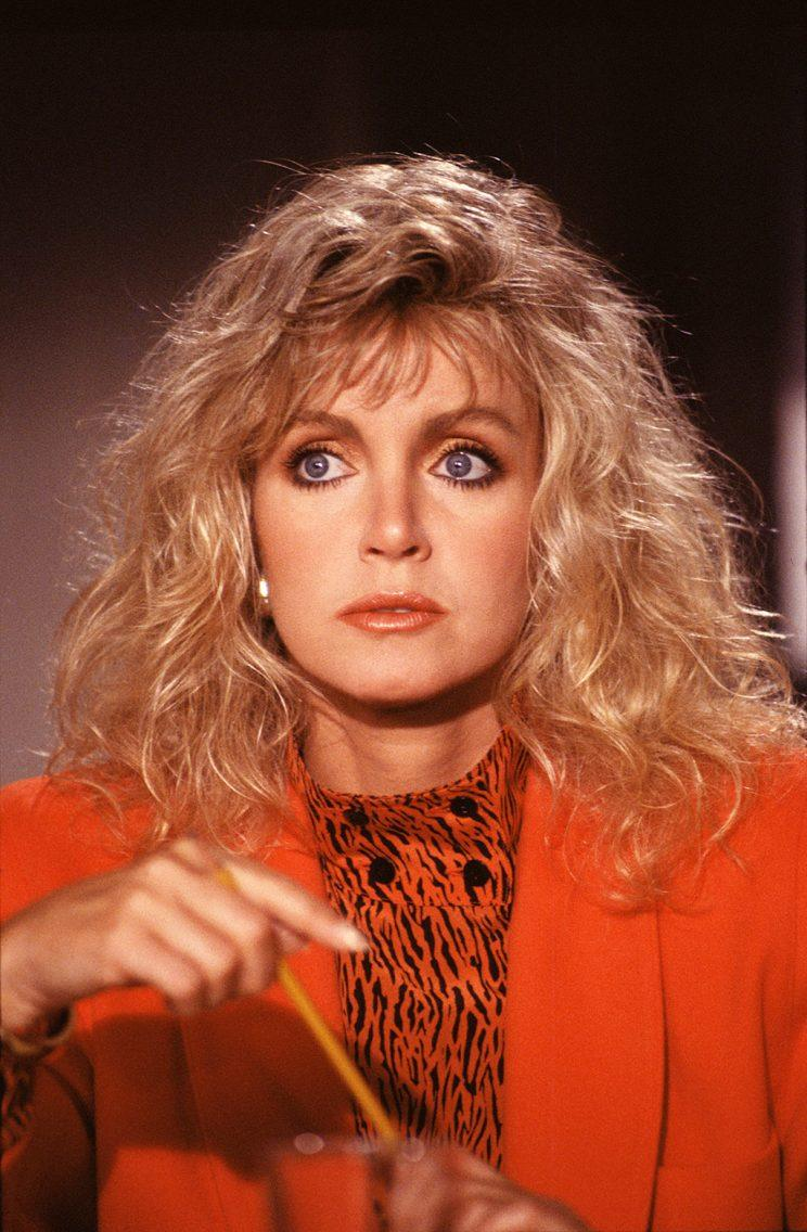 Donna Mills as Abby Ewing on in CBS's Knots Landing. (Photo Credit: CBS Photo Archive/Getty Images)