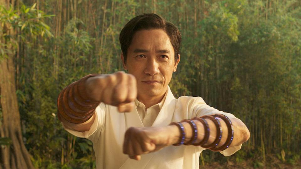 """Tony Leung in """"Shang-Chi and the Legend of the Ten Rings."""" - Credit: Courtesy of Marvel Studios"""