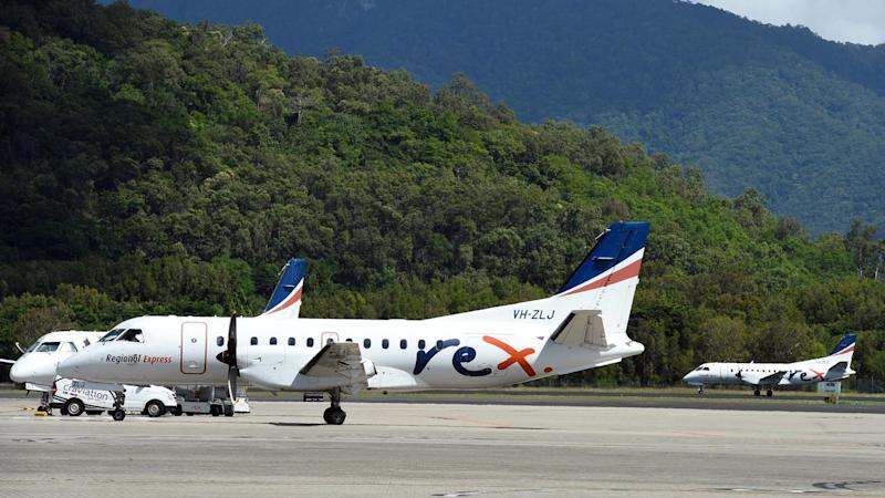 Regional Express Airlines says Qantas is dumping excess capacity on some routes making them unviable