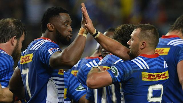Blues' Super Rugby campaign suffered a major setback as they gave up the lead to lose away to Stormers in Cape Town.