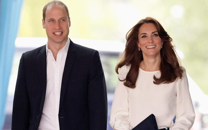 The Duke and Duchess of Cambridge will pay tribute to those who have gone 'above and beyond' this year - Max Mumby/Indigo/Getty Images Europe