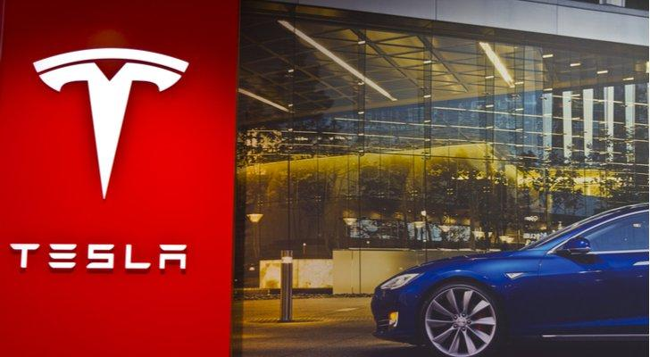 November Winning Stocks to Buy: Tesla (TSLA)