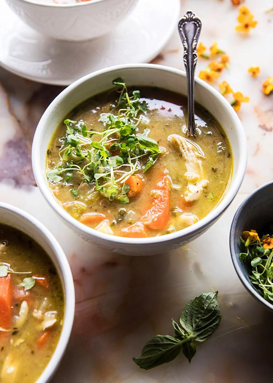 These 15 Chicken Soup Crockpot Recipes Are Perfect for a ...
