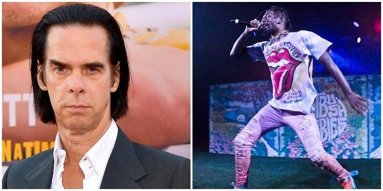 Nick Cave Says He Once Made a Song With Flatbush Zombies