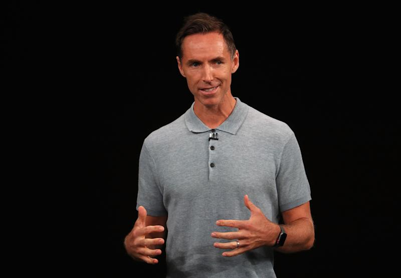 Former Phoenix Suns star Steve Nash will be the next Brooklyn Nets head coach. (Justin Sullivan/Getty Images)