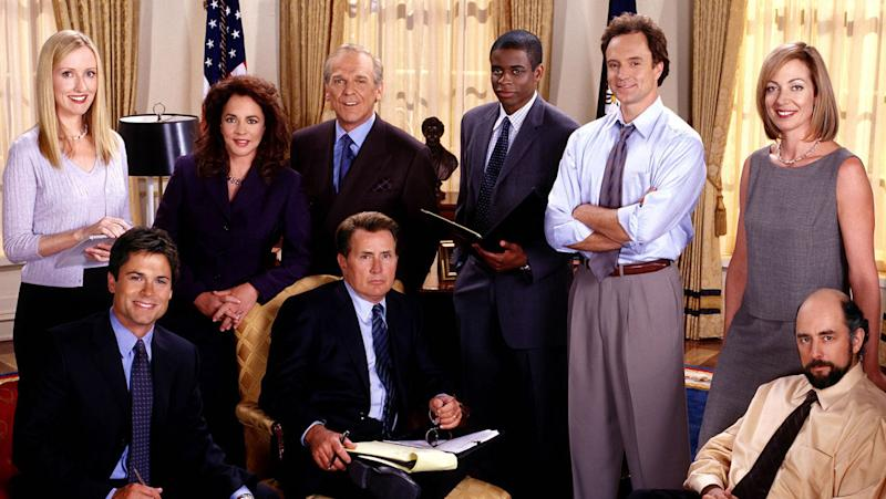 The West Wing – one of the best Netflix shows