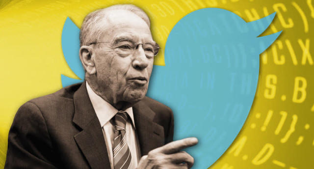 Sen. Chuck Grassley, R-Iowa. (Photo Illustration: Yahoo News; photos: Andrew Harnik/AP, AP, Getty Images)