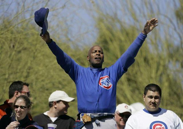 """Ronnie """"Woo Woo"""" Wickers is not happy about how the Cubs treated him during a recent game. (AP)"""